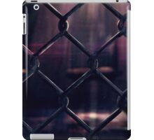 Through the fence... iPad Case/Skin