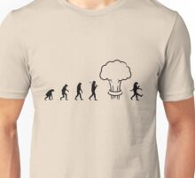 Nuclear Evolution Unisex T-Shirt