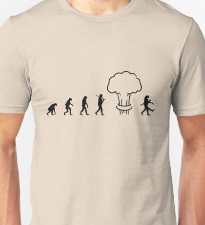 Nuclear Evolution Unisex T-Shirt