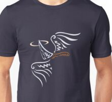 Angel Knife Unisex T-Shirt