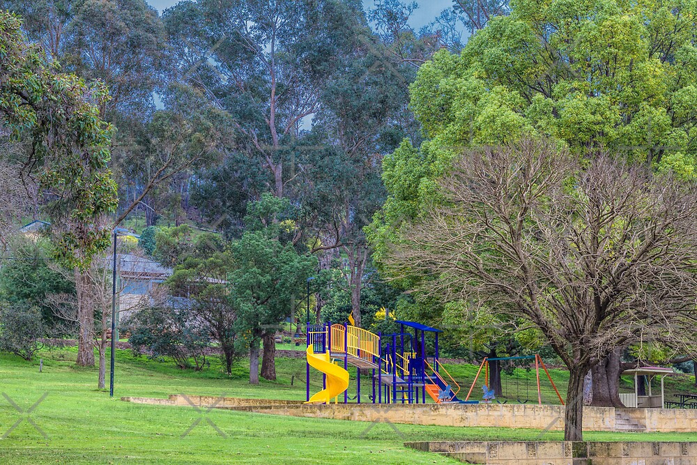 River Park, Bridgetown, Western Australia #4 by Elaine Teague