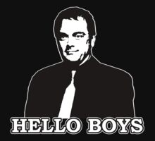 Crowley - Hello boys by brostephhhx