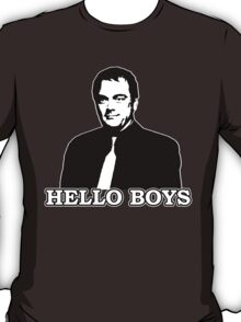 Crowley - Hello boys T-Shirt