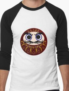 Daruma Men's Baseball ¾ T-Shirt