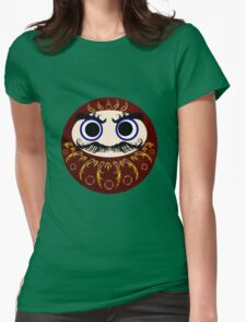 Daruma Womens Fitted T-Shirt
