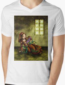 Lady Merewalds Pets Mens V-Neck T-Shirt