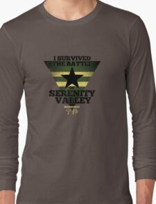 proud to be a browncoat! Long Sleeve T-Shirt