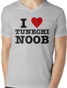 I Heart Tunechi Noob Mens V-Neck T-Shirt