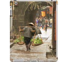 Vegetables Carrier iPad Case/Skin