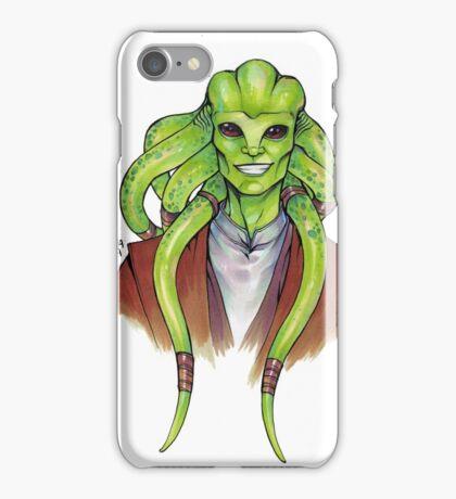 Kit Fisto iPhone Case/Skin