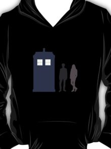 The Doctor and Amy Pond T-Shirt