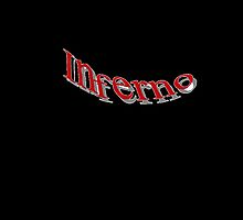 Inferno iPhone Case by Andrew Turley