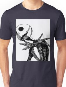 Jack - The nightmare before christmass Unisex T-Shirt
