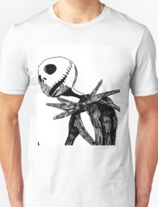 Jack - The nightmare before christmass Unisex T-Shirt