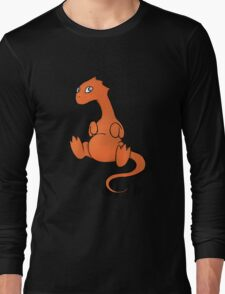 Baby Smaug Tee Print Long Sleeve T-Shirt