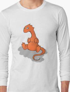 Baby Smaug Tee Print Long Sleeve T-Shirt