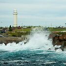 Wollongong Head Lighthouse by Paul Dean
