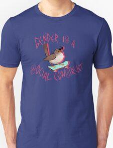 Rad Bird Unisex T-Shirt