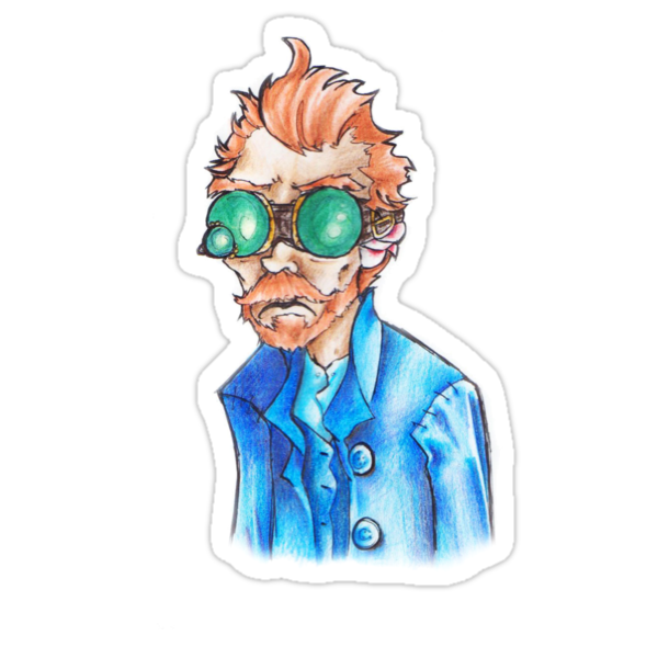 Vincent Van Goggles by BlunderBusted