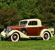 1933 Chevy Master Coupe by PineSinger