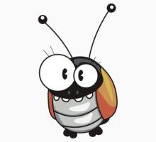 Cartoon bug One Piece - Short Sleeve