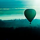 Ballooning Around by KerryPurnell