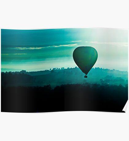 Ballooning Around Poster