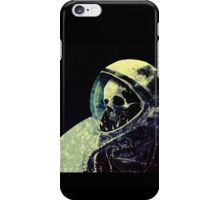 Skull Astronaut  iPhone Case/Skin