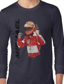 Michael Schumacher Long Sleeve T-Shirt