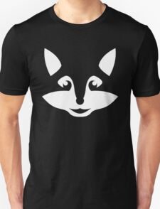 Cute Minimalist Fox Unisex T-Shirt