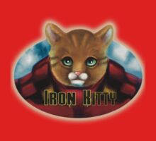 Iron Kitty by MagnoliasDragon