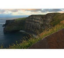 Moher Photographic Print