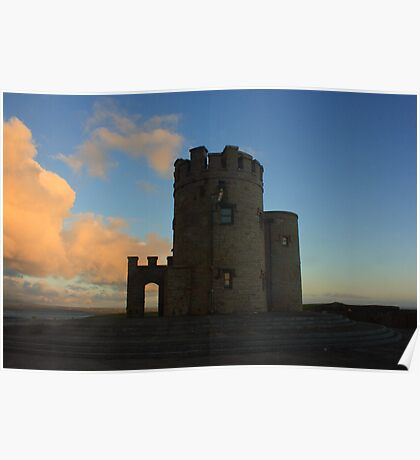 O'Brien's Tower Poster