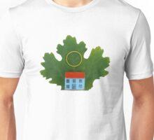 Gartenhaus, Gärtner Haus Unisex T-Shirt