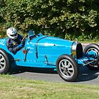 Bugatti Type 35B by Paul Woloschuk