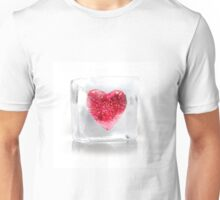 Crystal Heart Unisex T-Shirt