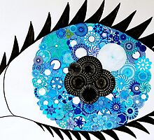 Spiral Eye! by RachelEDesigns
