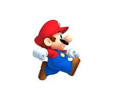 Mario by nlturk