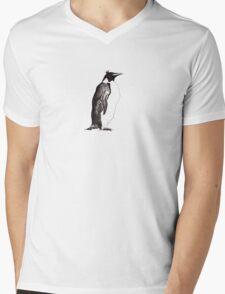 emperor Mens V-Neck T-Shirt