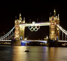 Olympic Bridge by mikeosbornphoto