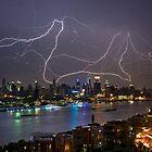 Shanghai Power by Michael Pross