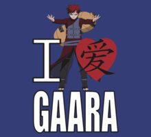 I Love Gaara by Sachiyo Kayo