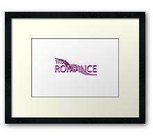 True Romance Framed Print