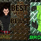 CM Logan VS. The Incredible Brock by RadRecorder