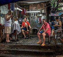 Semi Perm Barber by Michael Pross