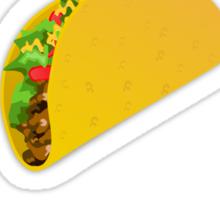i hate tacos, said no juan ever Sticker