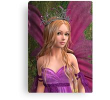 Pink Fairy Canvas Print