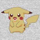 Pikachu by Lilarena94