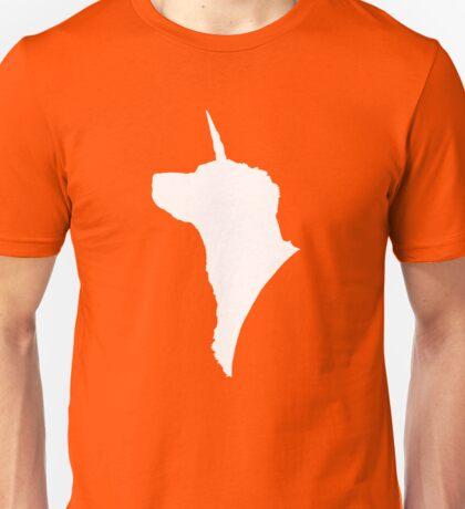 Elusive, Mythical Brittanycorn! Unisex T-Shirt