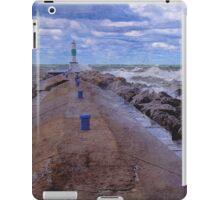 Lake Michigan Pier iPad Case/Skin